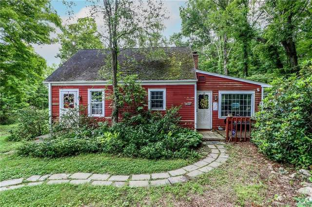 93 Black Rock Turnpike, Redding, CT 06896 (MLS #170421197) :: Kendall Group Real Estate | Keller Williams