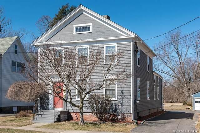 51 Main Street, Wethersfield, CT 06109 (MLS #170421235) :: GEN Next Real Estate