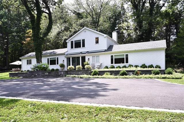 76 Belden Hill Road, Wilton, CT 06897 (MLS #170421238) :: Alan Chambers Real Estate