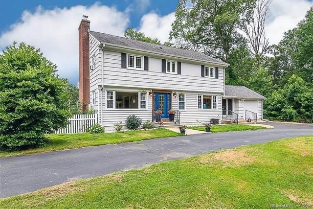 4 Terry Road, Ledyard, CT 06335 (MLS #170421303) :: Spectrum Real Estate Consultants