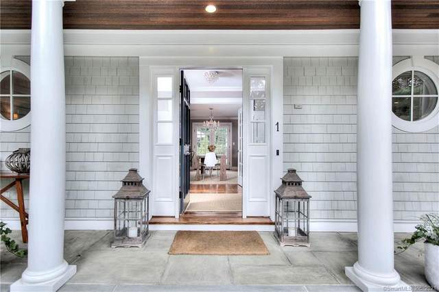 1 Country Road, Westport, CT 06880 (MLS #170421316) :: GEN Next Real Estate