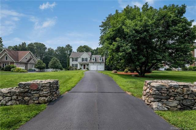 143 Huckleberry Hill Road, Avon, CT 06001 (MLS #170421464) :: Forever Homes Real Estate, LLC