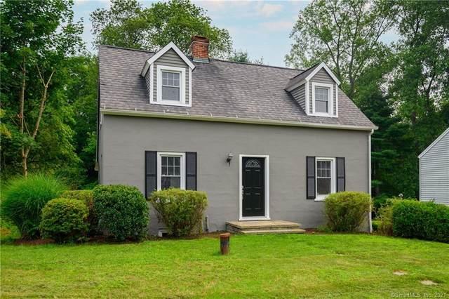 8 Johnson Drive, Newtown, CT 06482 (MLS #170421564) :: GEN Next Real Estate