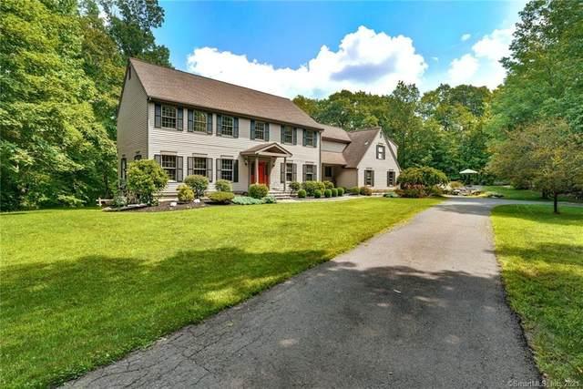 45 Scudder Road, Newtown, CT 06470 (MLS #170421685) :: Kendall Group Real Estate | Keller Williams