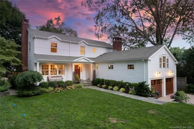 42 Christie Hill Road, Darien, CT 06820 (MLS #170421695) :: Mark Boyland Real Estate Team
