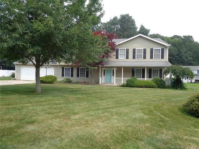 34 Partridge Hollow, Montville, CT 06370 (MLS #170421755) :: Team Feola & Lanzante | Keller Williams Trumbull