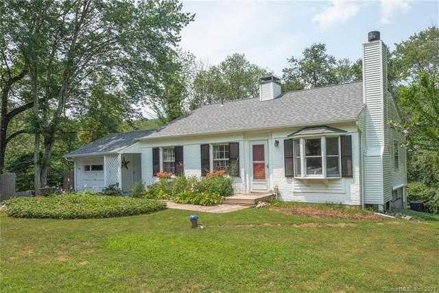 22 Fern Lane, Newtown, CT 06470 (MLS #170421759) :: Spectrum Real Estate Consultants