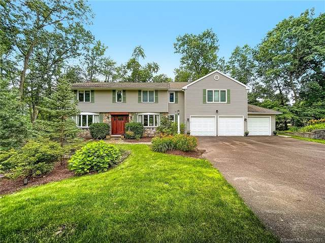 78 Autumn Drive, South Windsor, CT 06074 (MLS #170421812) :: Hergenrother Realty Group Connecticut