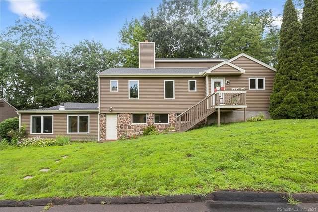 25 Woodland Ridge #25, Meriden, CT 06450 (MLS #170421855) :: Team Feola & Lanzante | Keller Williams Trumbull