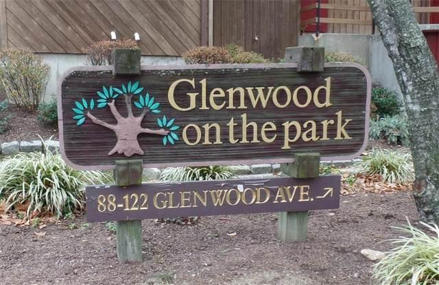 110 Glenwood Avenue #110, Bridgeport, CT 06610 (MLS #170421867) :: Team Feola & Lanzante   Keller Williams Trumbull