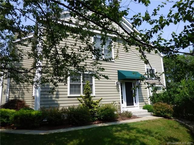 57 Great Heron Lane #57, Brookfield, CT 06804 (MLS #170421914) :: GEN Next Real Estate
