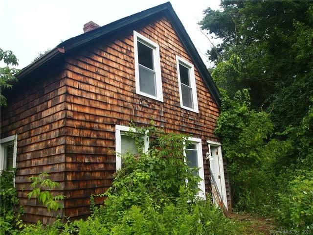 165 Talman Street Rear, Norwich, CT 06360 (MLS #170421919) :: GEN Next Real Estate