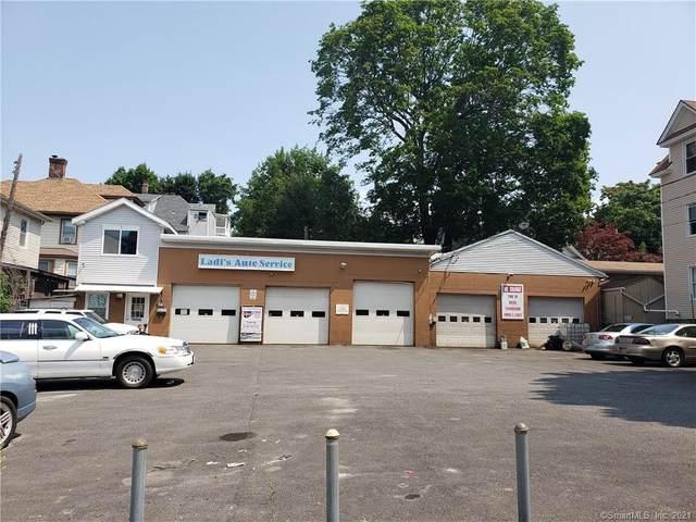 1663 E Main Street, Waterbury, CT 06705 (MLS #170421937) :: Frank Schiavone with Douglas Elliman
