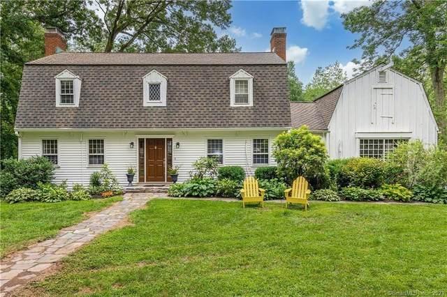 10 Lyndale Park, Westport, CT 06880 (MLS #170421941) :: Chris O. Buswell, dba Options Real Estate