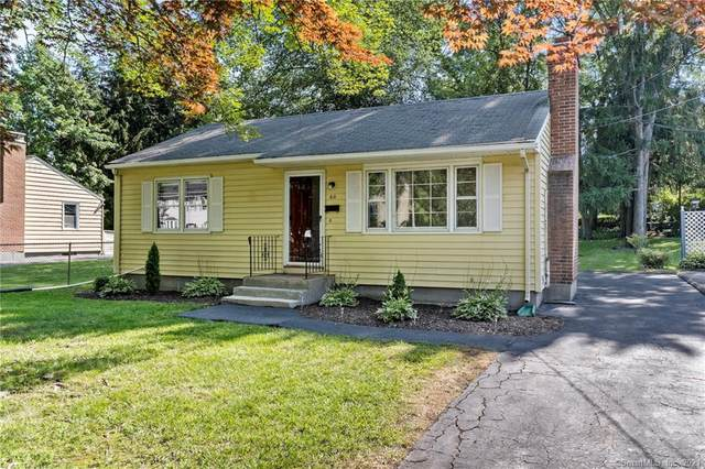 60 Linden Street, Wethersfield, CT 06109 (MLS #170421969) :: Hergenrother Realty Group Connecticut