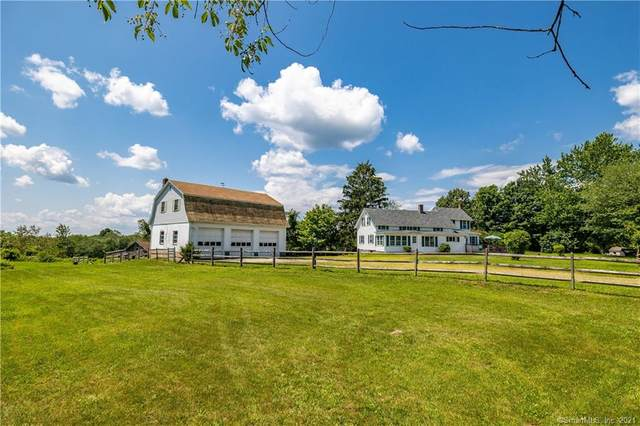 168 Standish Road, Colchester, CT 06415 (MLS #170422010) :: Next Level Group