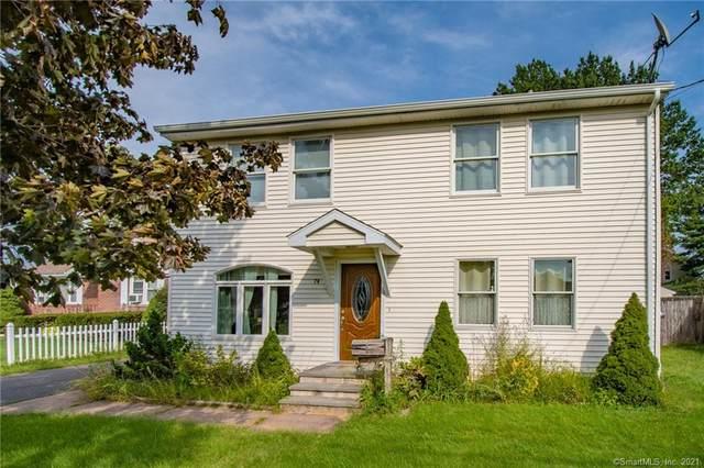 74 Brussels Avenue, Wethersfield, CT 06109 (MLS #170422014) :: Tim Dent Real Estate Group