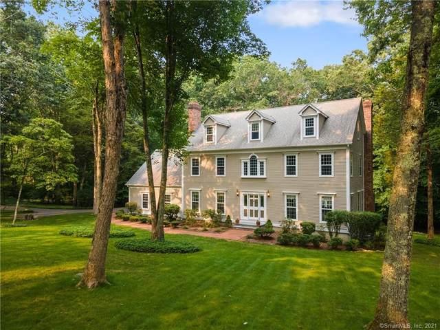 9 Matson Ridge, Old Lyme, CT 06371 (MLS #170422042) :: Chris O. Buswell, dba Options Real Estate