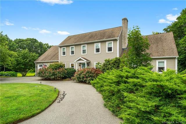 3 Apple Tree Drive, Old Lyme, CT 06371 (MLS #170422058) :: Around Town Real Estate Team