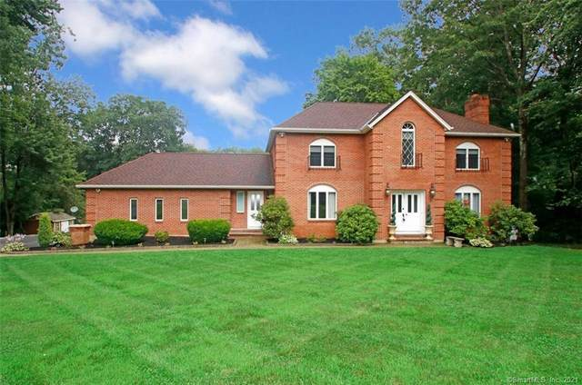 56 Gilbert Lane, Burlington, CT 06013 (MLS #170422061) :: GEN Next Real Estate