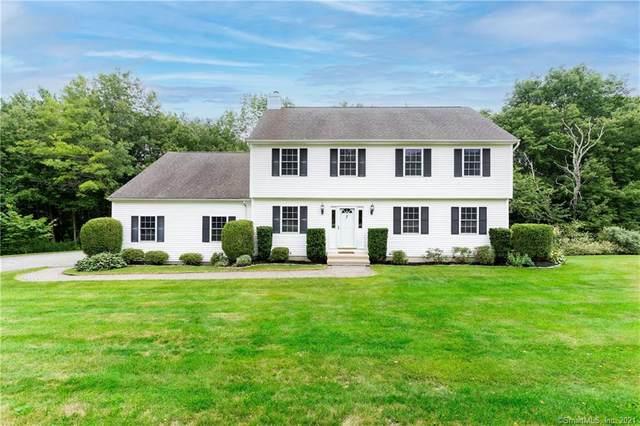 7 Partridge Road, Warren, CT 06754 (MLS #170422063) :: Around Town Real Estate Team