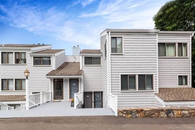 153 Rowayton Woods Drive #153, Norwalk, CT 06854 (MLS #170422069) :: GEN Next Real Estate