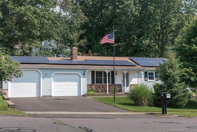 49 Couture Drive, Bristol, CT 06010 (MLS #170422125) :: Linda Edelwich Company Agents on Main