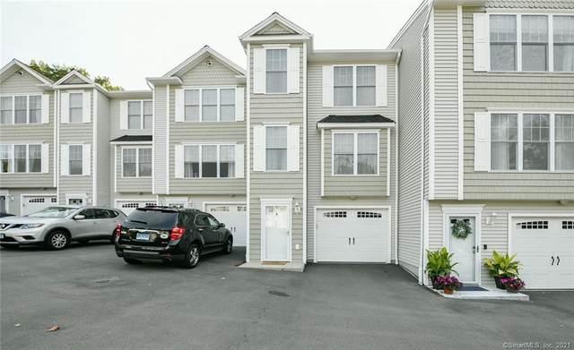 129 Taft Point #4, Waterbury, CT 06708 (MLS #170422133) :: Kendall Group Real Estate   Keller Williams
