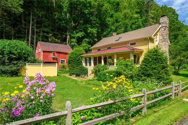 39 Paper Mill Road, New Milford, CT 06776 (MLS #170422143) :: Spectrum Real Estate Consultants