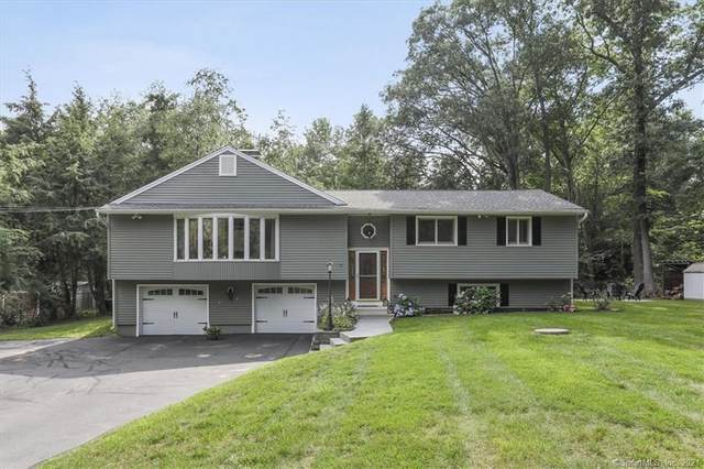 6 Overbrook Drive, New Fairfield, CT 06812 (MLS #170422165) :: Kendall Group Real Estate | Keller Williams