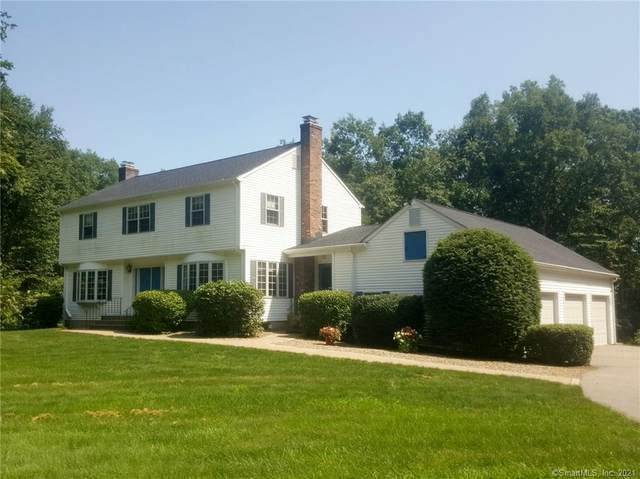 51 Old Colchester Road, Hebron, CT 06231 (MLS #170422205) :: Next Level Group
