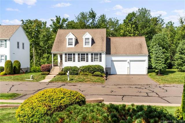 55 Dunham Street #55, Wethersfield, CT 06109 (MLS #170422260) :: Hergenrother Realty Group Connecticut