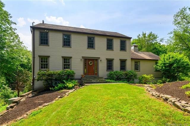 58 Jeremiah Road, Newtown, CT 06482 (MLS #170422273) :: Spectrum Real Estate Consultants
