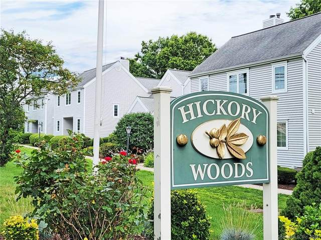 107 Hickory Woods Lane #107, Stratford, CT 06614 (MLS #170422309) :: Linda Edelwich Company Agents on Main