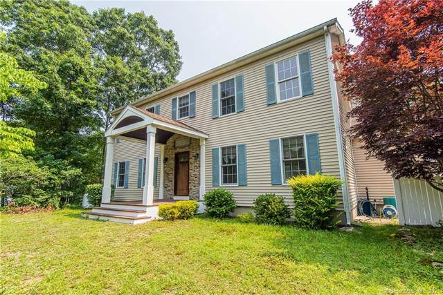 48 Yorkshire Drive, Waterford, CT 06385 (MLS #170422342) :: Next Level Group