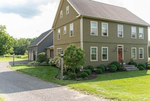 19 Blueberry Lane, Woodbury, CT 06798 (MLS #170422361) :: Around Town Real Estate Team