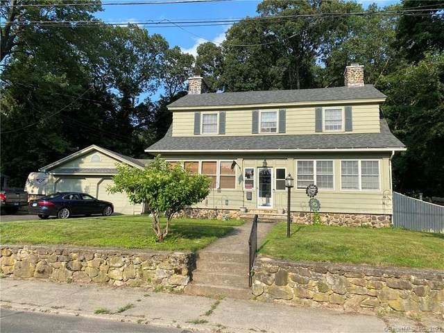 46 Fern Street, Waterbury, CT 06704 (MLS #170422377) :: Mark Boyland Real Estate Team