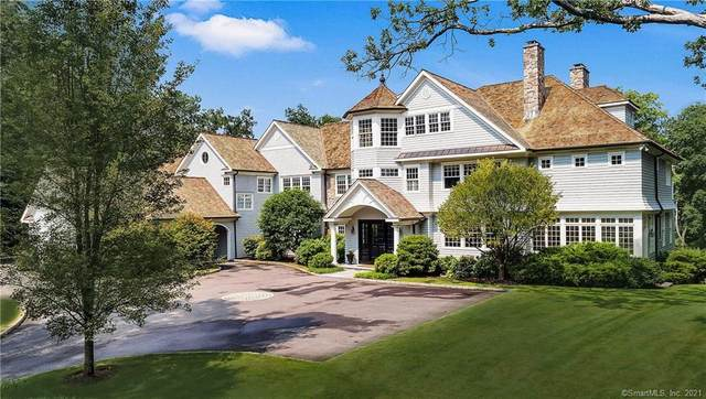 26 Parkers Glen, New Canaan, CT 06840 (MLS #170422435) :: Next Level Group