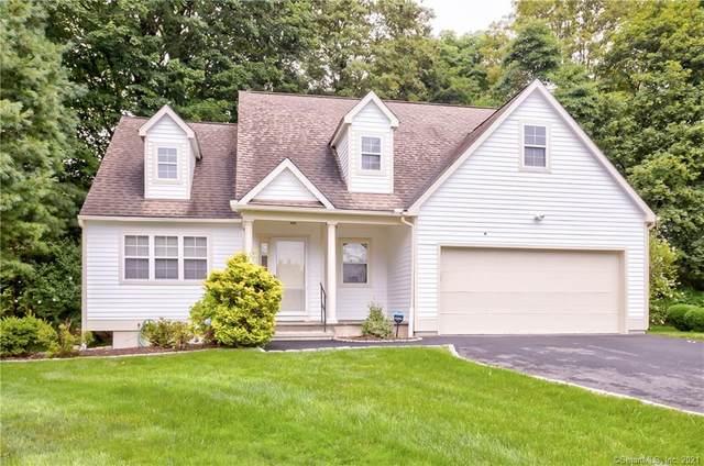 25 Linden Heights #25, Norwalk, CT 06851 (MLS #170422471) :: GEN Next Real Estate
