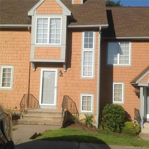 24 Joseph Court #24, East Windsor, CT 06016 (MLS #170422481) :: Team Feola & Lanzante | Keller Williams Trumbull
