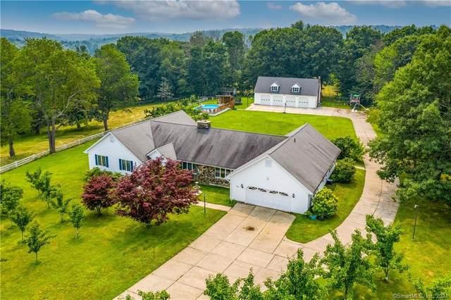 45 Sean Meadow Drive, Morris, CT 06763 (MLS #170422541) :: Kendall Group Real Estate | Keller Williams