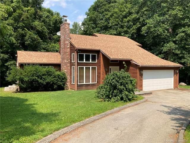 109 Silas Deane Road, Ledyard, CT 06339 (MLS #170422555) :: Sunset Creek Realty