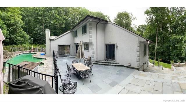 36 Indian Valley Road, Weston, CT 06883 (MLS #170422556) :: Around Town Real Estate Team