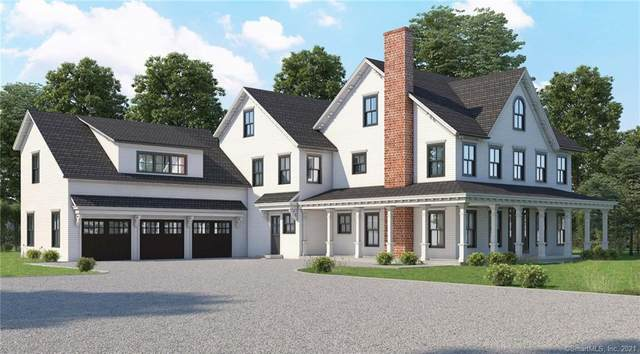 22 Morningside Drive S, Westport, CT 06880 (MLS #170422602) :: GEN Next Real Estate