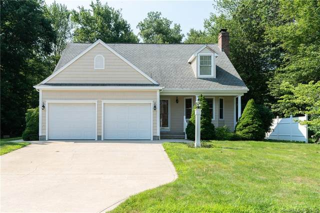 1 Village Drive, Waterford, CT 06385 (MLS #170422603) :: Next Level Group