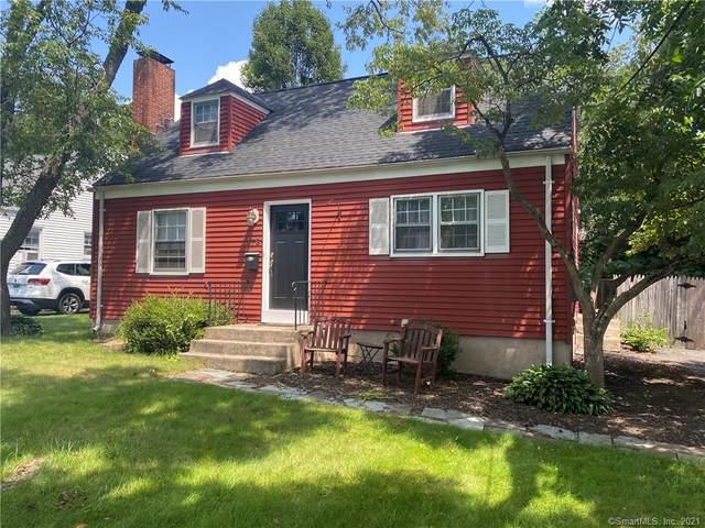 176 Webster Hill Boulevard, West Hartford, CT 06107 (MLS #170422699) :: Sunset Creek Realty