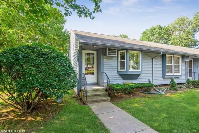 1 Abbott Road #84, Ellington, CT 06029 (MLS #170422713) :: GEN Next Real Estate