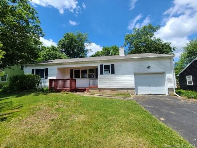 55 Castle Drive, Meriden, CT 06451 (MLS #170422774) :: GEN Next Real Estate