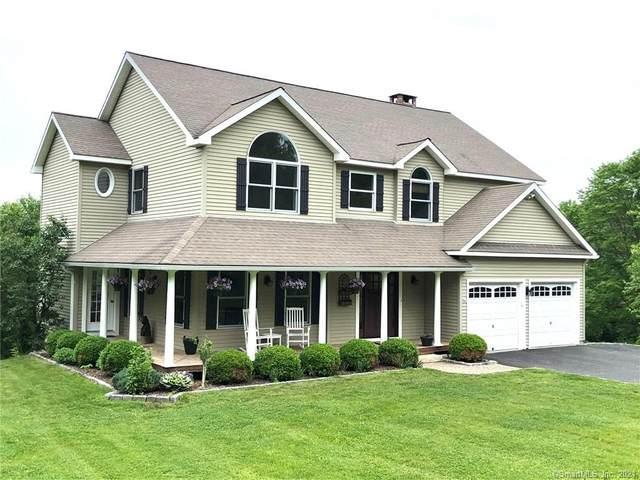 18 Winston Drive, Washington, CT 06794 (MLS #170422805) :: Michael & Associates Premium Properties | MAPP TEAM
