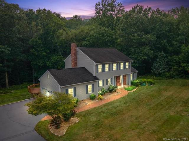 95 Winding Ridge, Southington, CT 06489 (MLS #170422826) :: Hergenrother Realty Group Connecticut